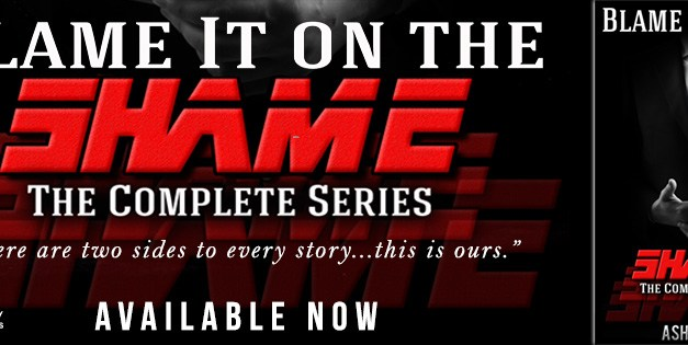 Blame It On the Same by Ashley Jane Release Blitz