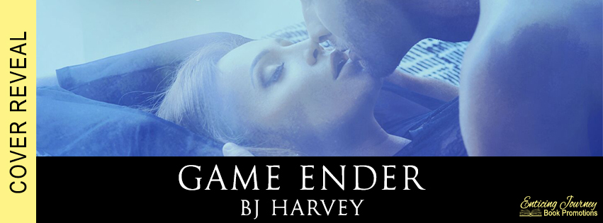 Game Ender by B.J. Harvey Cover Reveal
