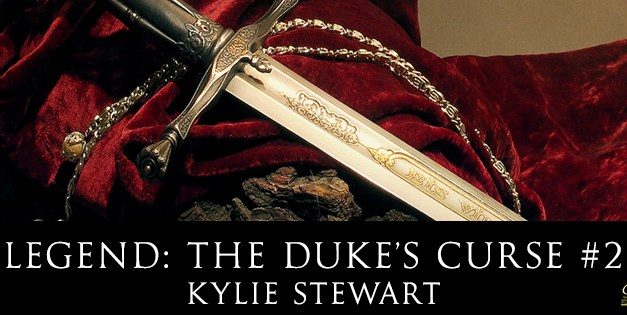 The Duke's Curse by Kylie Stewart Cover Reveal