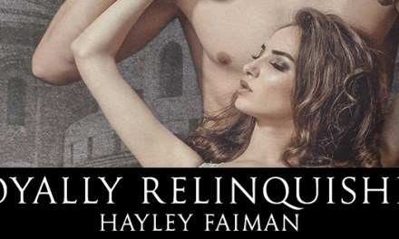 Royally Relinquished by Hayley Faiman Cover Reveal