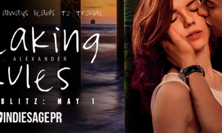 Breaking Rules by S. B. Alexander Book Blitz