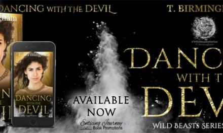 Dancing With The Devil by T. Birmingham Release Blitz