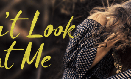 Don't Look At Me by J.P. Grider Cover Reveal