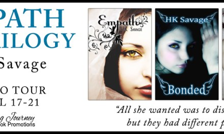 Empath Trilogy by H.K. Savage Promo Tour