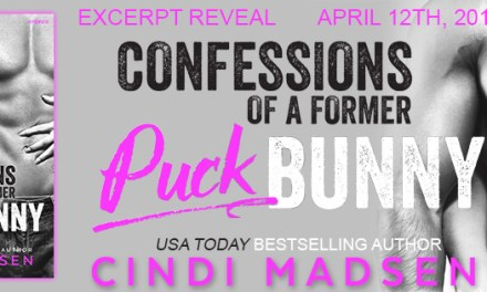 Confessions of Former Puck Bunny by Cindi Madsen Excerpt Reveal