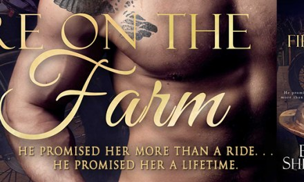 Fire On The Farm by Betty Shreffler Release Blitz