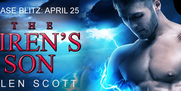 The Siren's Son by Helen Scott Release Day Blitz!