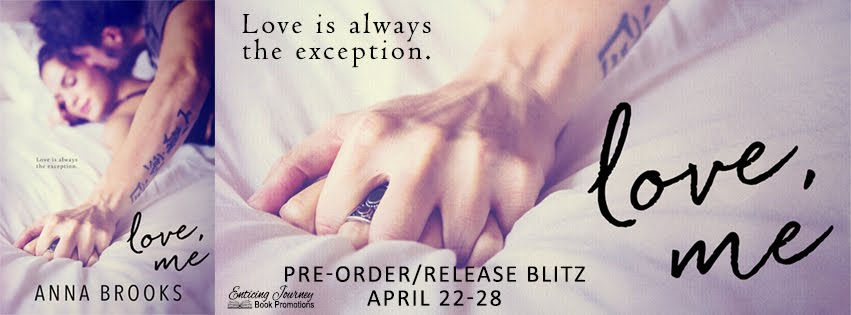 Love Me by Anna Brooks Pre-Order Release Blitz