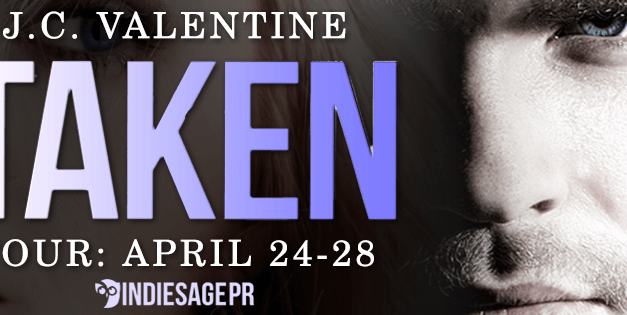 Taken by J.C. Valentine Blog Tour