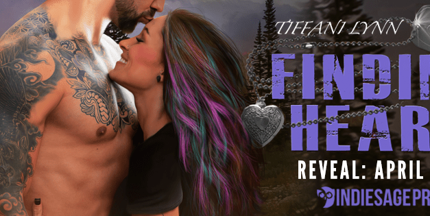 Finding Heart by Tiffani Lynn Cover Reveal