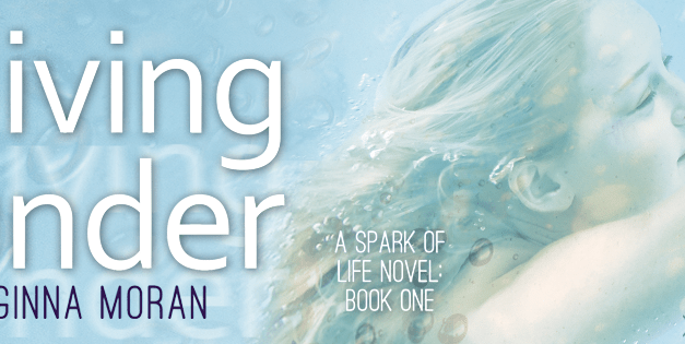 Diving Under by Ginna Moran Cover Reveal