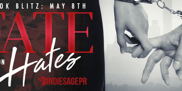 Fate Hates by Tina Saxon Book Blitz