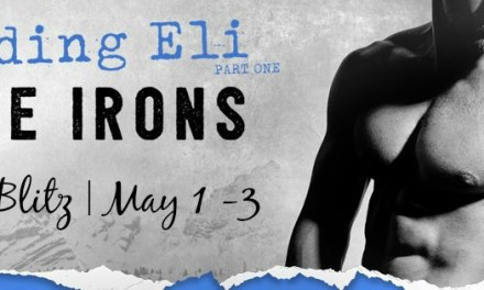 Finding Eli by Jake Irons Release Blitz