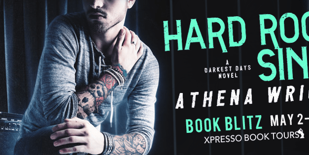 Hard Rock Sin by Athena Wright Book Blitz