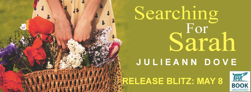 Searching For Sarah by Julieann Dove Release Blitz
