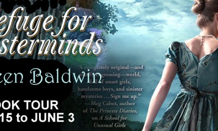 Refuge For Masterminds by Kathleen Baldwin Book Tour