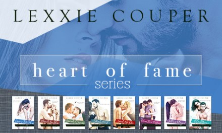 Lexxie Couper Heart of Fame Blitz