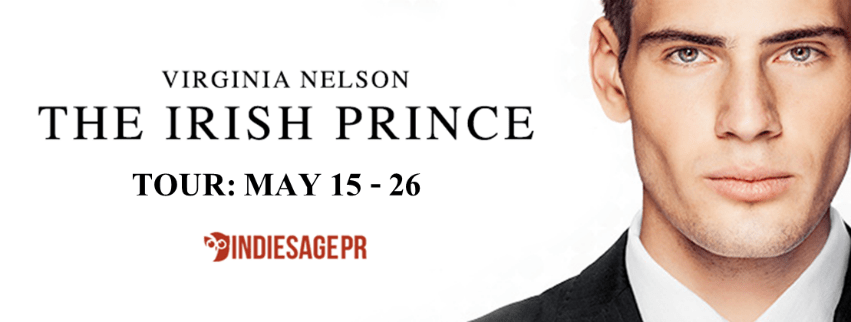 The Irish Prince by Virginia Nelson Blog Tour