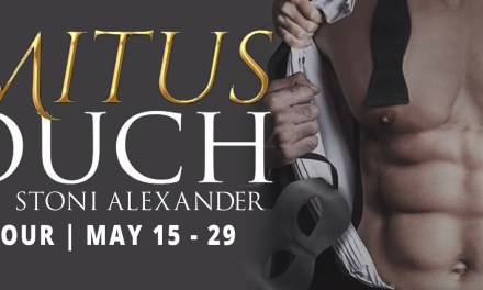The Mitus Touch by Stoni Alexander Blog Tour