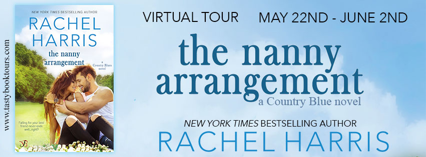 The Nanny Arrangement by Rachel Harris Virtual Tour