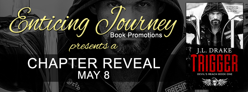 Trigger by J.L. Drake Chapter Reveal