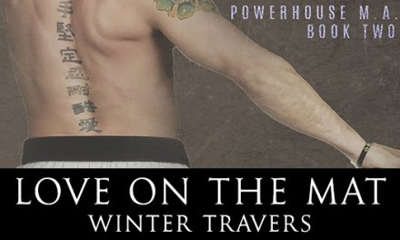 Love On The Mat by Winter Travers Cover Reveal