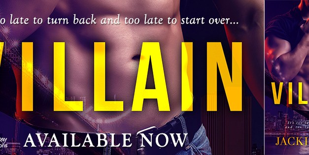 Villain by Jackie Wang Release Blitz