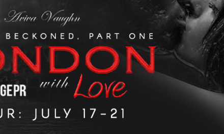 Beckoned – From London With Love by Aviva Vaugh Blog Tour