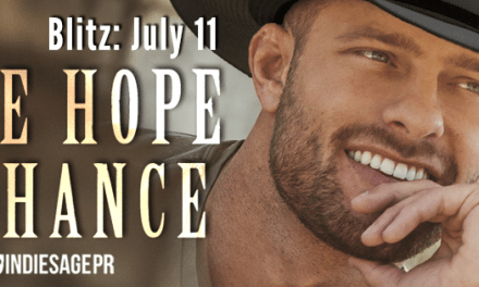 Give Hope A Chance by S.J. McCoy Release Blitz