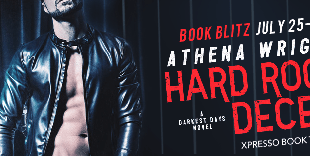 Hard Rock Deceit by Athena Wright Book Blitz