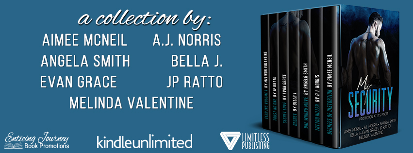 My Security: Protection At Its Finest Collection Release Blitz