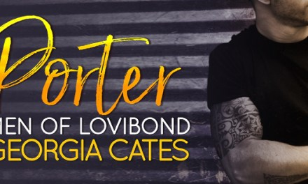 Porter by Georgia Cates Cover Reveal