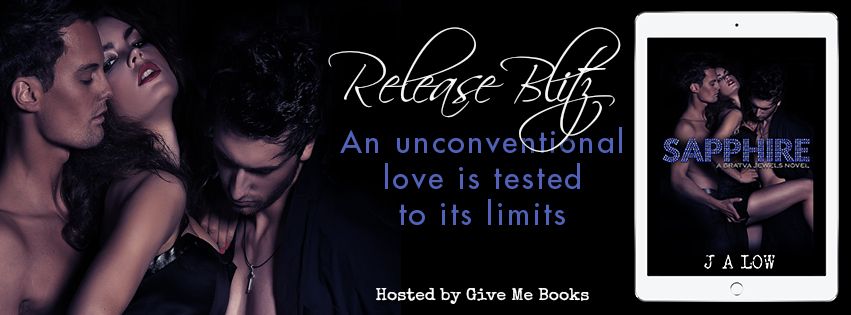 Sapphire by J.A. Low Release Blitz