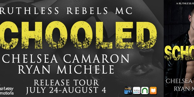 Schooled by Chelsea Camaron & Ryan Michele Release Blitz