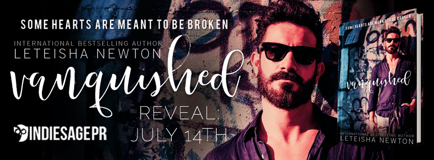 Vanquished by Leteisha Newton Cover Reveal
