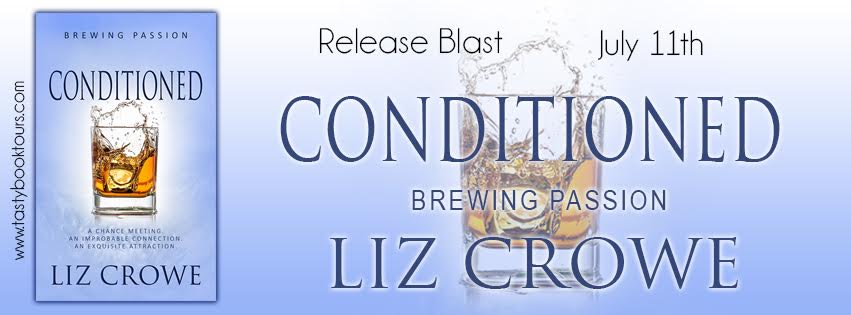 Conditioned by Liz Crowe Release Blitz