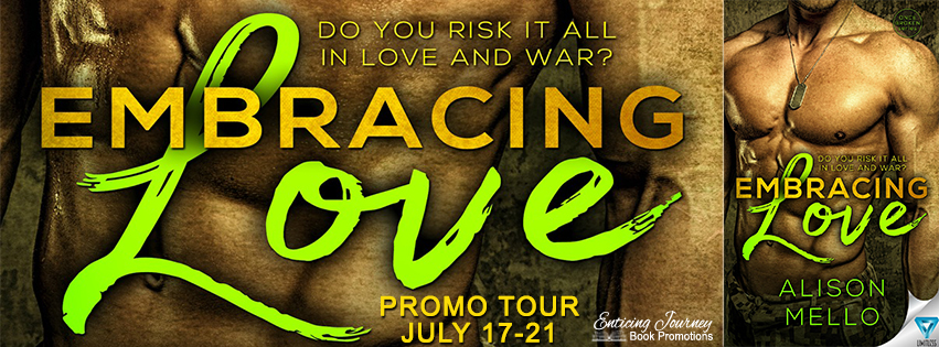 Embracing Love by Alison Mello Promo Tour