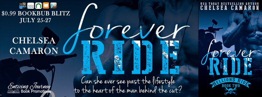 Forever Ride by Chelsea Camaron Book Blitz