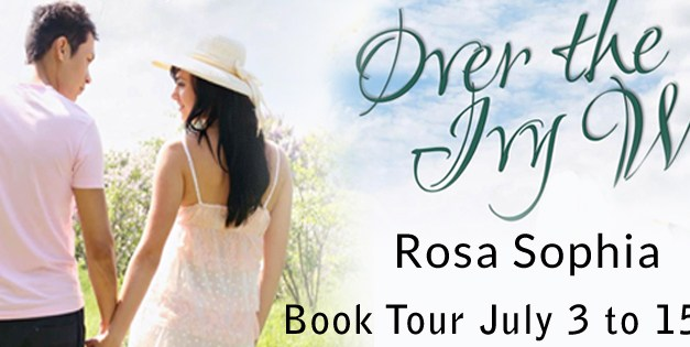 Over the Ivy Wall by Rosa Sophia Blog Tour
