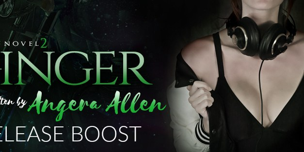 Ginger by Angera Allen Release Boost