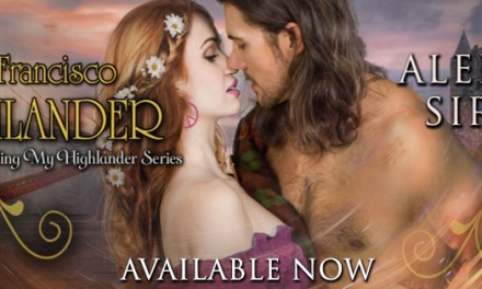 My San Francisco Highlander Release Blitz