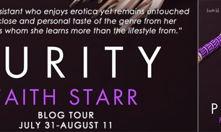 Purity by Faith Starr Blog Tour