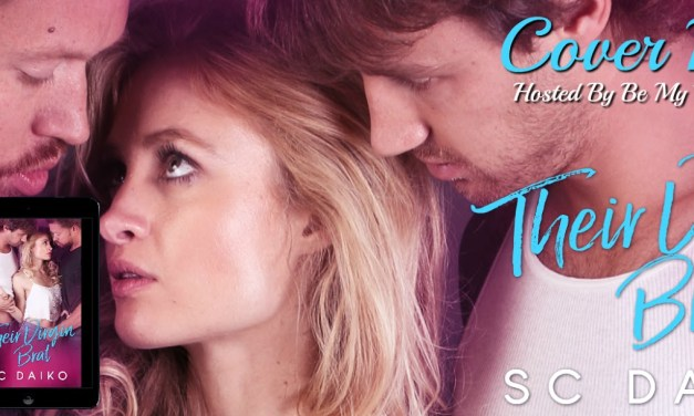 Their Virgin Brat by S.C. Daiko Cover Reveal