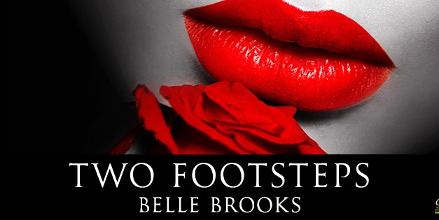 Two Footsteps by Belle Brooks Cover Reveal