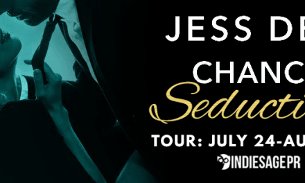 Chance Seduction by Jess Dee Blog Tour