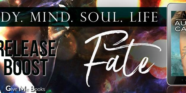 Fate by Audrey Carlan Release Boost