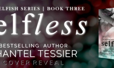 Selfless by Shantel Tessier Cover Reveal