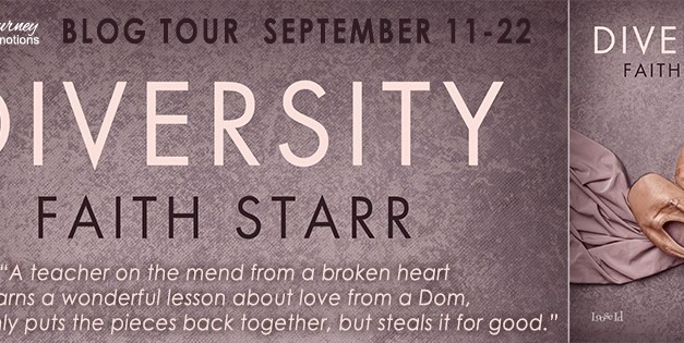 Diversity by Faith Starr Blog Tour