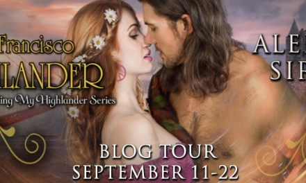 My San Francison Highlander by Aleigha Siron Blog Tour