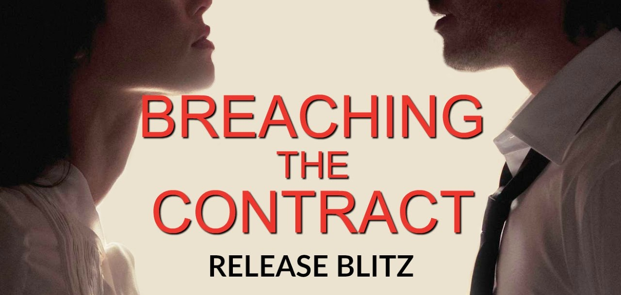 Breaching The Contract by Chantal Fernando Release Blitz